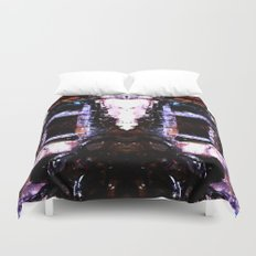 The Seated Woman Duvet Cover