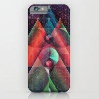 iPhone & iPod Case featuring tyssyllyxxn ylltymyt by Spires