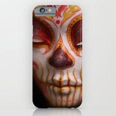 Crimson Harvest Muertita Detail iPhone 6 Slim Case
