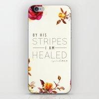 Isaiah 53:5 iPhone & iPod Skin