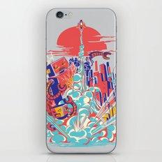 Smash! Zap!! Zooom!! - Generic Spacecraft iPhone & iPod Skin