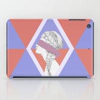 Blindfold iPad Case