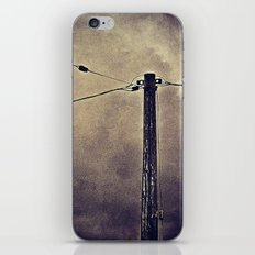 'CONNECT' iPhone & iPod Skin