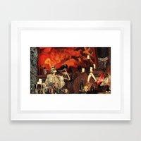Pirates of the Caribbean Framed Art Print