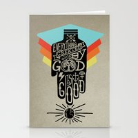 It's Good Stationery Cards