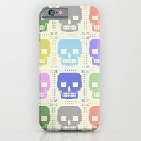 quilt of grrr (born to die). iPhone 6 Slim Case