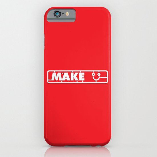Make People Happy iPhone & iPod Case