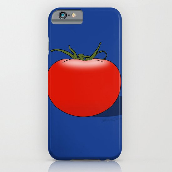 The Big Tomato iPhone & iPod Case