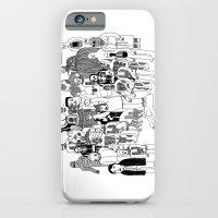 Monster Mash iPhone 6 Slim Case