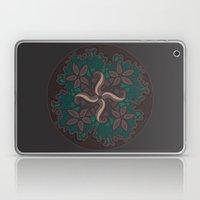 Floral Mosaic Laptop & iPad Skin