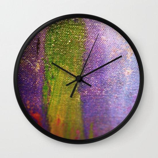 Taproot Wall Clock
