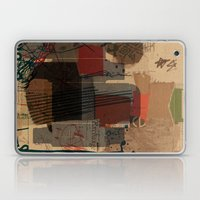 unfolded 21 Laptop & iPad Skin