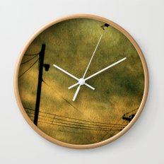 The Jumper Wall Clock