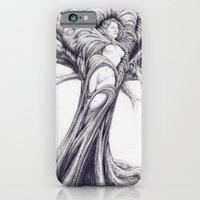 iPhone & iPod Case featuring Driade 2 by ClaM