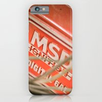 iPhone & iPod Case featuring Under the Hood 3 by PhotographyByJoylene