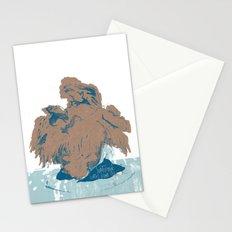 Surtseyan Volcanic Eruption Stationery Cards