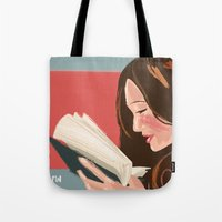 Favorite Book Tote Bag