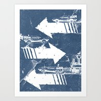 Back To The Future Minim… Art Print