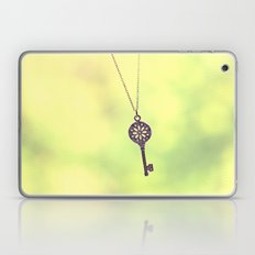 dainty key Laptop & iPad Skin
