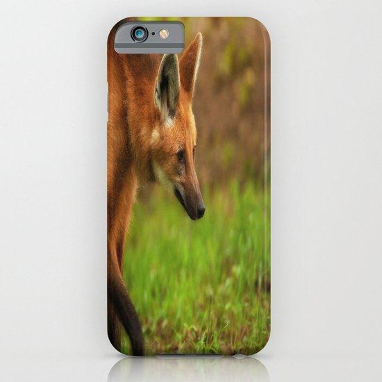 Wolf Strut iPhone & iPod Case