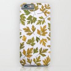 Parsley Autumn iPhone 6 Slim Case