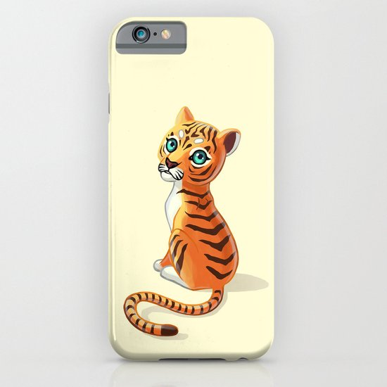 Tiger Cub iPhone & iPod Case