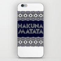 SAWASAWA 2 iPhone & iPod Skin