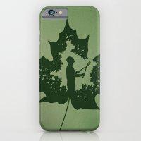 A New Leaf iPhone 6 Slim Case