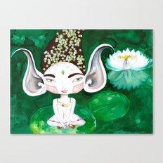 Bhoomie All-Ears Canvas Print