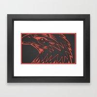 Legendary  Framed Art Print