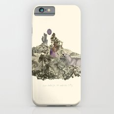 Lima. Bear and maiden. iPhone 6s Slim Case