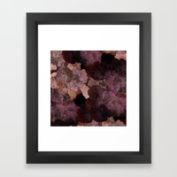 FLORAL FUN Framed Art Print