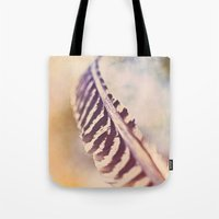 Let the wind carry you Tote Bag