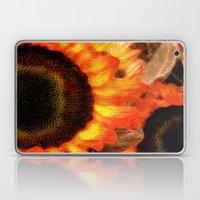 Sunflower Sizzle Laptop & iPad Skin