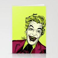 Joker On You 2 Stationery Cards