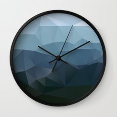 True At First Light Wall Clock