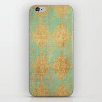 Cora iPhone & iPod Skin