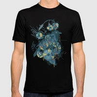 Bluebird Mens Fitted Tee Black SMALL