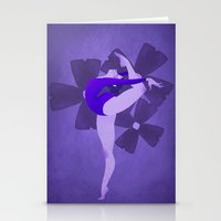 Indigo Stationery Cards