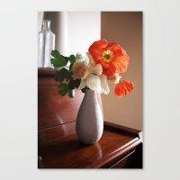 Bouquet Canvas Print