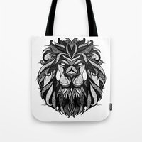 Signs of the Zodiac - Leo Tote Bag