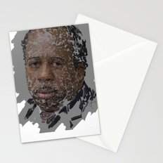Stanley Hudson, The Office Stationery Cards