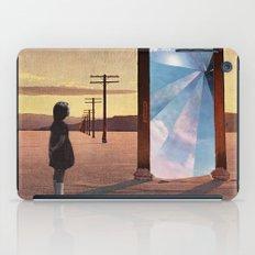 The broken window iPad Case