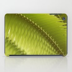 Lemon Grass iPad Case