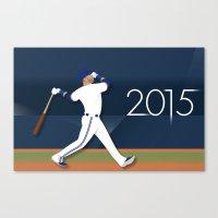 Joey Bats 2015 Canvas Print