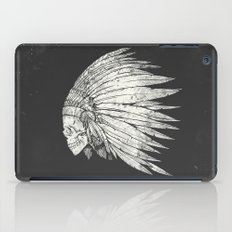 Indian Skull iPad Case
