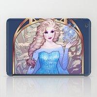 A Kingdom Of Isolation iPad Case