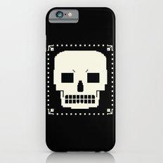 grrr skull. Slim Case iPhone 6s