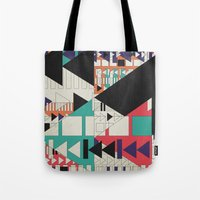 play stop pause rewind Tote Bag
