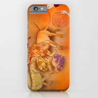 Raining Cats iPhone 6 Slim Case